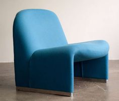 Alky chair designed by Giancarlo Piretti for Castelli