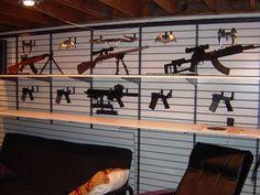 Gun room ideas