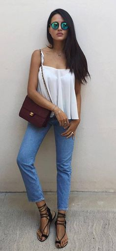 350d602106 40 Trendy Outfit Ideas To Inspire Your Best Pre Fall Style