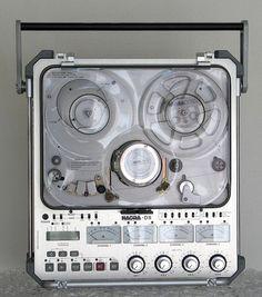 Nagra D-II digital recorder   Flickr - www.remix-numerisation.fr