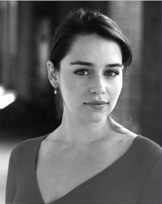 Headshots - 001 - Adoring Emilia Clarke - The Photo Gallery