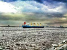 #NaturePhotography #Ship Eko Atlantic #Lagos #Nigeria