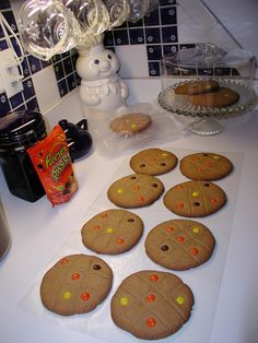 Peanut Butter Pancake Cookies (8.99 USD) by rrdesigns561