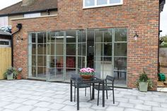 Piggotshill - Bespoke steel double French door set. Double French Doors, External Doors, Door Sets, Future House, Bespoke, This Is Us, Patio, Traditional, Steel