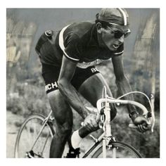 Purity of Racing a bike  Mr Fausto Coppi .