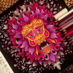 Super lindo!!!! @Regrann from @colaurie_tavie -  Enchanted Forest  #foretenchantée #florestaencantada #jardinsecret #jardimsecreto #coloringbook #coloriageantistress #colorido #colorindo #livrosinterativos #moncoloriagepouradultes #coloriageantistress #antistress #coloriagepouradulte #hachette #johannabasford #crayons #wip #artecomoterapia #coloring#kleurenvoorvolwassenen