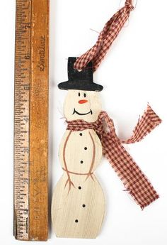 free primitive images to paint on wood | ... Wood Snowman Ornament - Primitive Buyout Click to See! - Primitive