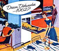 Dream Dishwasher 1962?