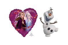 Frozen Luftballons #luftballons #luftballonshop #FrozenLuftballons #frozen #luftballonscomic #comicluftballons