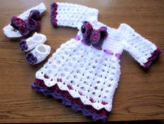 Crochet Pattern Dress Pattern Girl Dress Pattern Crochet