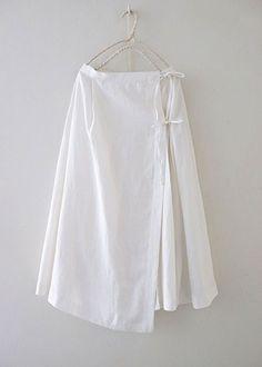 랩스타일 리본 린넨 스커트(화이트) Minimal Dress, Skirt Patterns Sewing, Linen Skirt, Everyday Dresses, Schneider, Diy Clothing, White Fashion, Korean Fashion, Fashion Dresses