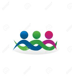 Team Friends Hugging Concept Icon Royalty Free Cliparts, Vectors, And Stock Illustration.