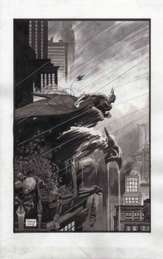 Batman by Tim Sale *