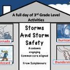 A full day of academic, common core aligned activities for your 3rd grade level class.  From Subplanners.