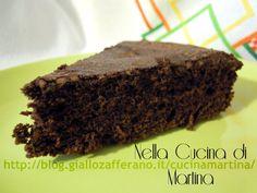 torta di meringa al cacao ricetta base nella cucina di martina