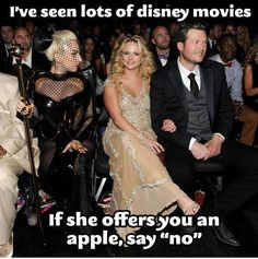 Say no to the Apple lol. I can't stop laughing ... hahahahahaha!!! LOL!