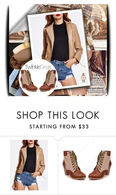 """TwinkleDeals - Fashion Style 4/7"" by amerlinakasumovic ❤ liked on Polyvore featuring Chiara Ferragni, Burberry, polyvoreeditorial and twinkledeals"