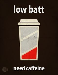 Low Batt on the Behance Network @Devin Hunt Hunt Hunt Liner