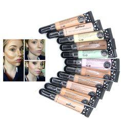 Popfeel base concealer sticker eye contour corrector vloeibare gezicht corrigerende bronzer contour primer make foundation maquiagem