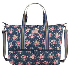 Shop for Latimer Rose Foldaway Double Decker Travel Bag by Cath Kidston at ShopStyle. Cath Kidston Handbags, Cath Kidston Bags, Backpack Purse, Crossbody Bag, Tote Bag, Pouch Bag, Rockabilly, Blue Bags, Travel Bags