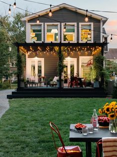 Backyard Pictures From HGTV Urban Oasis 2018