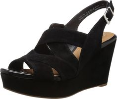 Clarks Women's Amelia Alice -- Discover this special product, click the image : Wedge sandals Amelia, Clarks, Wedge Sandals, Alice, Footwear, Wedges, Spring 2016, Lady, Trust