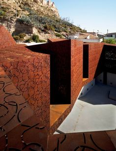 Monteagudo Museum // Amann Cánovas Maruri  // Murcia, Spain