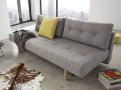 RHOMB Sofa Schlafsofa | Innovation