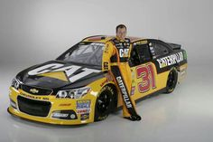 Ryan Newman and his new ride