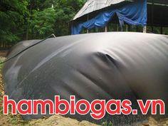 Túi biogas HDPE