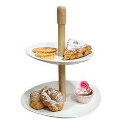2 Tiers Cake Stand -