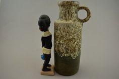 Vintage Vase / Scheurich / 401 20 | West Germany | WGP | 60er von ShabbRockRepublic auf Etsy