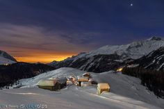 Moonlight Alps by Roberto Sysa Moiola on 500px