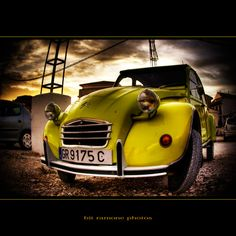 on the road again    -Citroen 2cv spot commercial 1967-