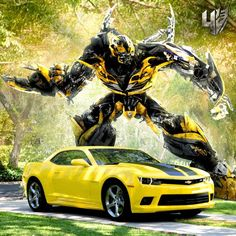 Transformers - Age of Extinction | BumbleBee…