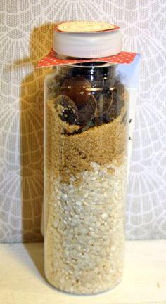 Backmischung im glas 290 ml