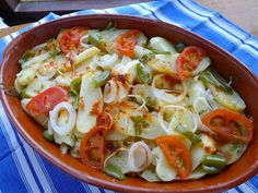 """MY KITCHEN IN SPAIN: POTATOES """"A LO POBRE"""" ARE A CLASSIC"""