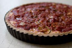 Lasagna Tart - a future Friday Night Dinner idea