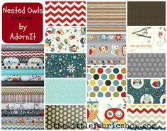 The Little Fabric Blog: New Fabric Friday