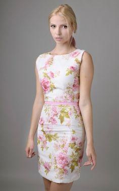 Kleider & Schürzen - Schnittmuster: Etuikleid mit Taillenband - ein Designerstück von Fashion-Hackers bei DaWanda