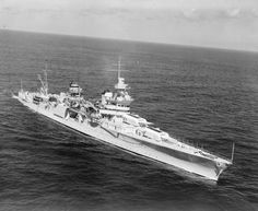 USS Indianapolis 1939