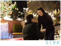 Well... My incredible fiancé took me to NYC and proposed at Rockefeller ice skating rink. So shout out to our photographer stak photography!  So magical!!   Now time for plans! Www.getstak.com Skating Rink, Shout Out, Proposal, Skate, Photo Ideas, Wedding Planning, Abs, The Incredibles, How To Plan