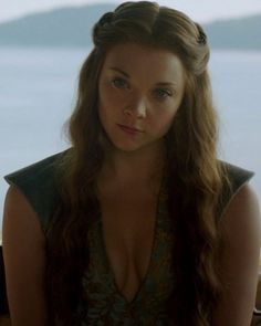"""Margaery Tyrell (Natalie Dormer) from """"Game of Thrones"""" Natalie Dormer Gif, Margery Tyrell, Natalie Domer, Top Tv Shows, Plus Tv, Growing Strong, Game Of Thrones, Strong Women, Actors & Actresses"""