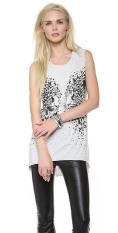 Ashlees Loves: Studded loved info @ashleesloves.com #BlessedAreTheMeek #mirror #studded #leopard #tee #tank #women's #fashion #apparel #style #love