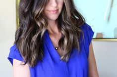 Casual, messy waves tutorial. #sallybeauty #ad #sallydoaday