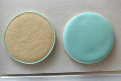 Как испечь и расписать печенье и пряники сахарной глазурью   elle-craft —…