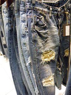SEVEN DENIM COLLECTION Denim, Pants, Collection, Fashion, Trouser Pants, Moda, Fashion Styles, Women's Pants, Women Pants