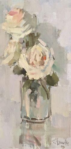 Nancy Franke, Musings on Painting Abstract Flowers, Watercolor Flowers, Watercolor Art, Arte Floral, Paintings I Love, Watercolor Illustration, Love Art, Painting Inspiration, Painting & Drawing