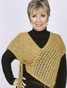 Crochet Crop Top, Knit Crochet, Crochet Crafts, Crochet Projects, Weaving Patterns, Crochet Patterns, Knitted Cape, Diy Scarf, Knit Wrap