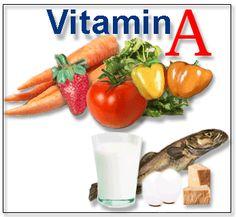 funcion de la vitamina a